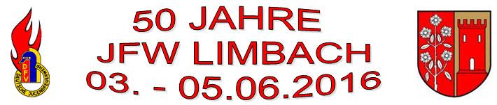 50 Jahre Jugendfeuerwehr Limbach